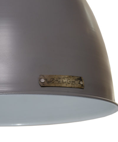 Voltera 32 cm - Matt Grey / Dark Nickel - LOFTLIGHT
