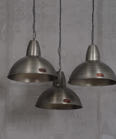 Salina 46 cm - Nickel - LOFTLIGHT