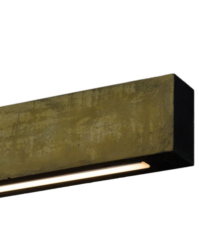 Concrete Line Brass LOFTLIGHT