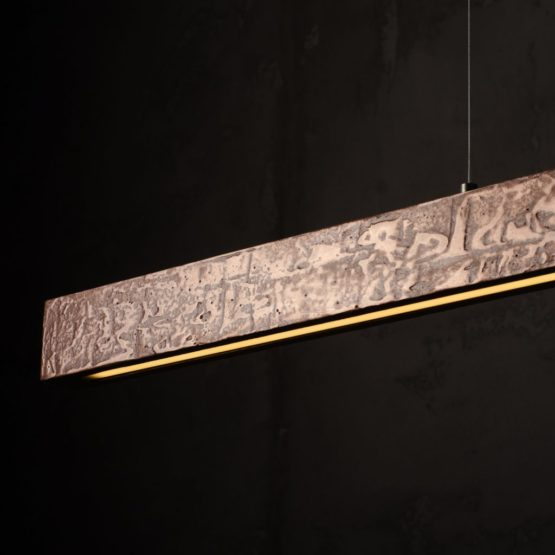 Concrete Line Copper LOFTLIGHT